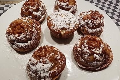 Rhabarber - Muffins (Bild)
