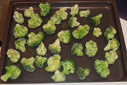 Winter - Brokkoli - Salat 2