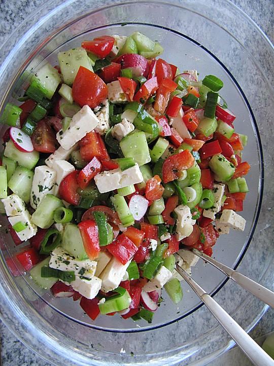 Sommerlicher Salat Von Mondstein35 Chefkoch