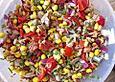 Thunfisch - Mais - Salat, mexikanisch