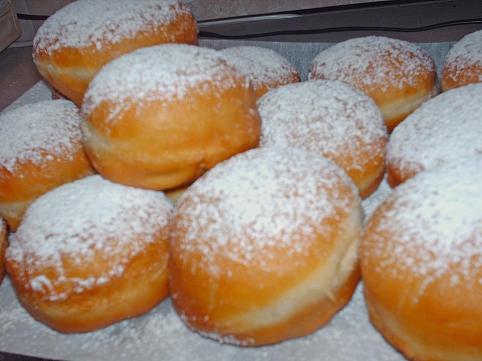 Berliner Pfannkuchen Von Gaby2704 Chefkoch De