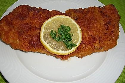 Paniertes Schnitzel 16