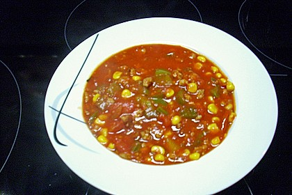Mexikanische Suppe à la Coco 5