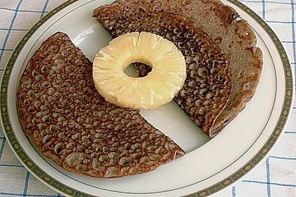 Buchweizen Pfannkuchen - Buckwheat Cakes 1