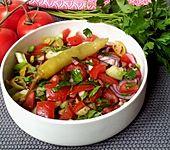 Türkischer Tomatensalat (Bild)