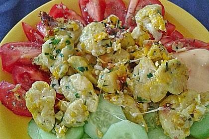 Eiernockerl mit Salat - Omas Rezept 3