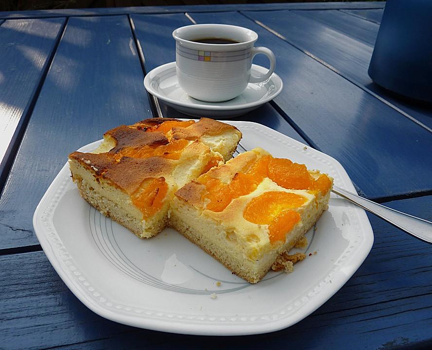 Quark Mandarinen Kuchen Von Frankensmutje Chefkoch De