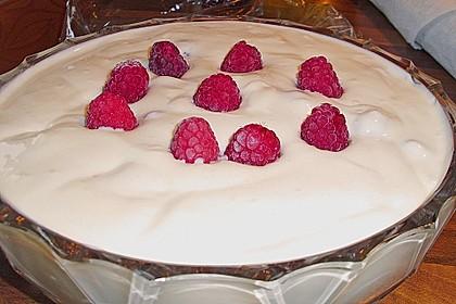 Vanillepudding mit Quark und Obst 13