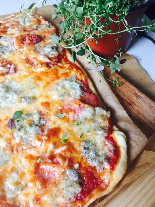 Pizzateig Von Torte1806 Chefkoch