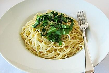 Spaghetti aglio / olio alla Romana 3