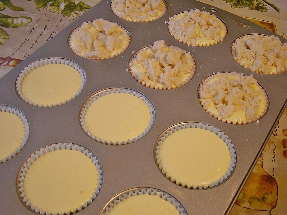 Kase Streusel Muffins Von Selterskuchen Chefkoch De