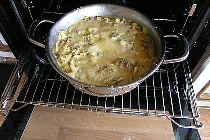 Kartoffel - Paprika - Pfanne mit Hackfleisch 8