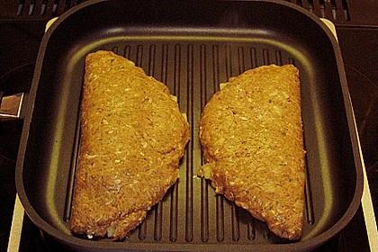 Beefsteaks mit Schafskäse 47