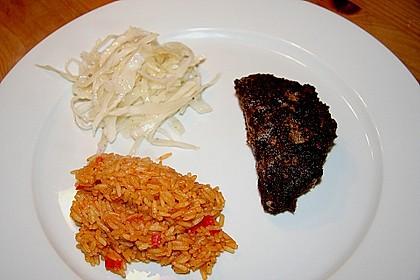 Beefsteaks mit Schafskäse 59
