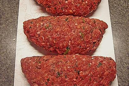 Beefsteaks mit Schafskäse 14