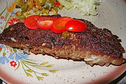 Beefsteaks mit Schafskäse 27