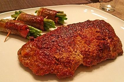 Beefsteaks mit Schafskäse 5