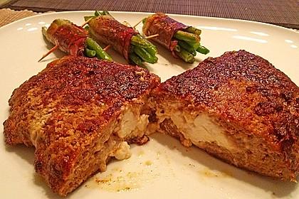 Beefsteaks mit Schafskäse 4