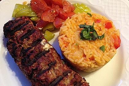Beefsteaks mit Schafskäse 2