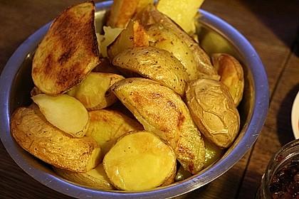 Backofenkartoffeln 2