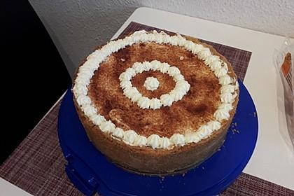 Bina's Apfel - Weißwein - Torte 4