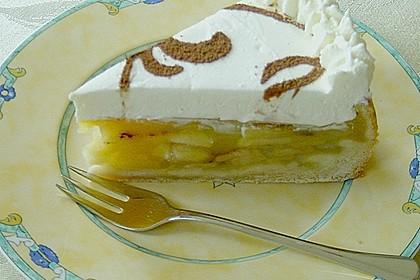 Bina's Apfel - Weißwein - Torte 1