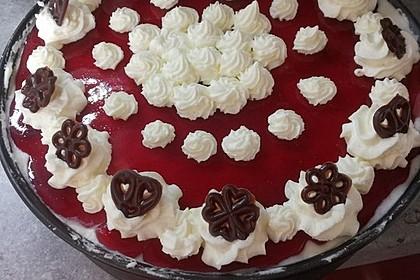 Philadelphia - Kirsch - Torte 13