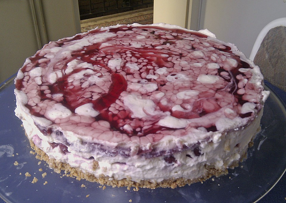 Philadelphia Kirsch Torte Von Flori Mori Chefkoch De