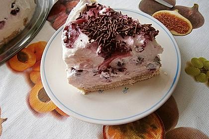 Philadelphia - Kirsch - Torte 22
