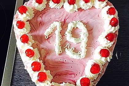 Philadelphia - Kirsch - Torte 7