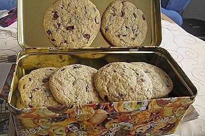 World´s best Chocolate Chip Cookies (Bild)