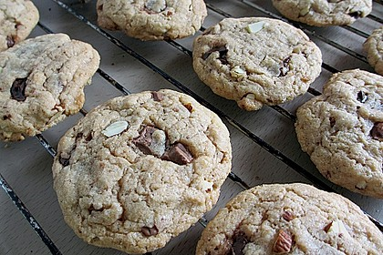 World´s best Chocolate Chip Cookies (Bild)