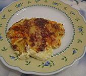 Kartoffel - Möhren - Gratin