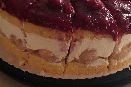 Windbeutel-Torte 105