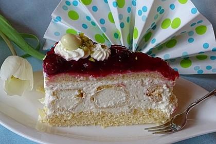 Windbeutel-Torte 7
