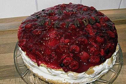 Windbeutel-Torte 127