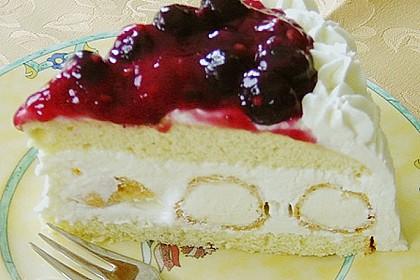 Windbeutel-Torte 116