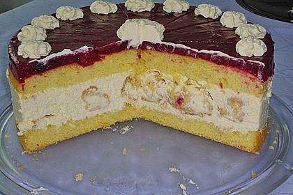 Windbeutel-Torte 39