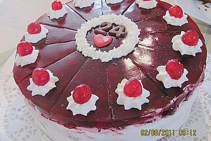 Windbeutel-Torte 48