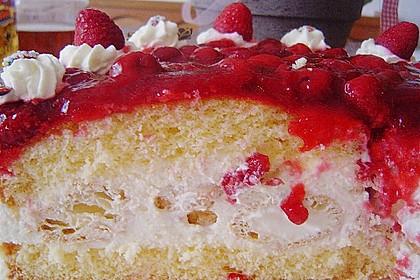 Windbeutel-Torte 114