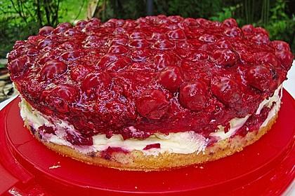 Windbeutel-Torte 126