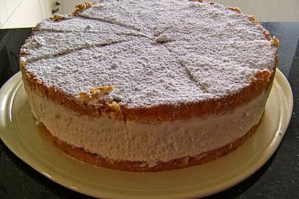 Windbeutel-Torte 117