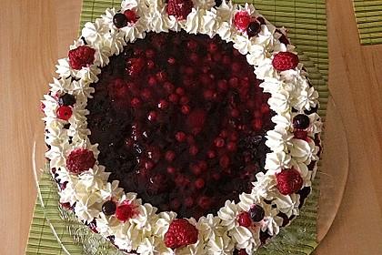 Windbeutel-Torte 2
