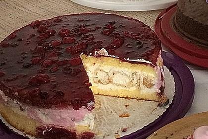 Windbeutel-Torte 56