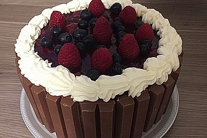 Windbeutel-Torte 8