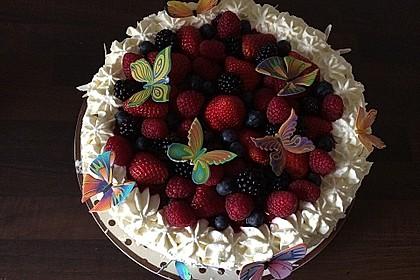 Windbeutel-Torte 3
