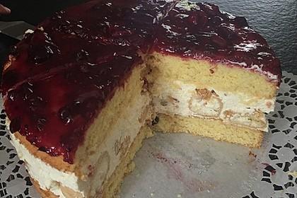 Windbeutel-Torte 58