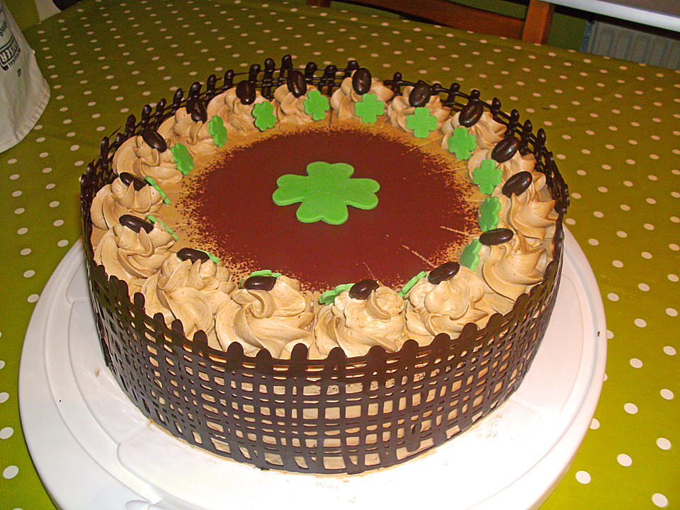 Einfache Mokka Creme Torte Von Ch2000 Chefkoch De