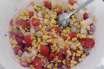 Harzerkäse - Tomatensalat 2