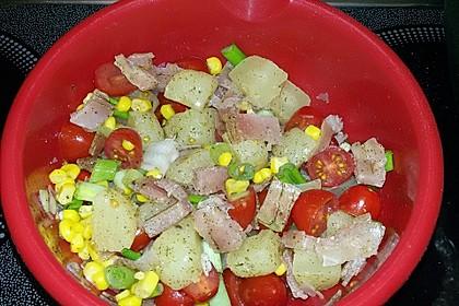 Harzerkäse - Tomatensalat 1